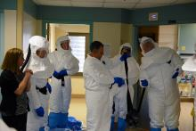 New York Program Will Support Ebola Medical Volunteers
