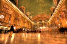 Party Like it's 1913 in Grand Central