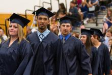 More New York Students Graduate