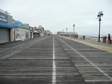 New Jersey Plans to have Most Boardwalks Damaged by Sandy Up Before Memorial Day