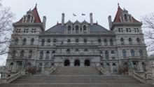 New York Budget Talks Continue in State Legislature