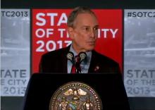 SOTC: Bloomberg Outlines Final Agenda As Mayor
