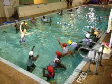 Issues Tank:  Bronx Organization Strives to Promote Safe Swimming
