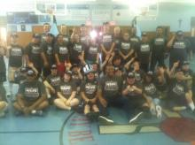 Yankees Kick off HOPE Week with Rockaway Special Athletics