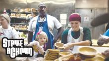 Cityscape: Strike a Chord, Food Pantries and Soup Kitchens