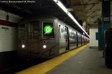 MTA Reportedly Mulling Sliding Doors for Subway Stations