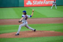 Jacob deGrom Wins NL Rookie of the Month