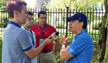 Bob Costas Talks Baseball with One-on-One in Cooperstown