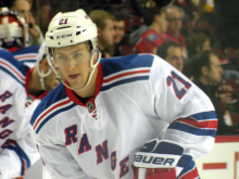 Rangers' Stepan Out Indefinitely