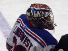 Update: Lundqvist Out Three Weeks