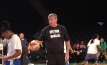 Bill Laimbeer Talks Liberty Pregame