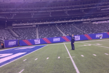 A Day in the Life of a Giants' Beat Reporter