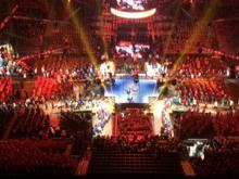 Special Olympics USA and Prudential Center Put on Remarkable Opening Ceremony