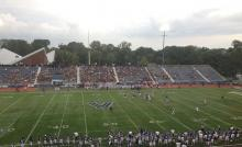Fordham Football Struggles Against Villanova