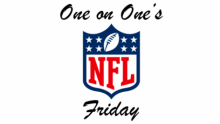 One on One's NFL Friday: Week 10, 2014