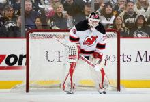 The Devils' brick wall stays great even as he approaches 40