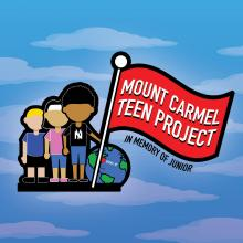 Mount Carmen Teen Project Logo. Credit: Mount Carmel Teen Project
