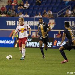 Red Bulls Captain Dax McCarty