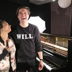 Will Butler and Alisa Ali