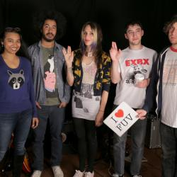 Speedy Ortiz with Alisa Ali