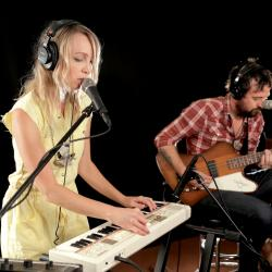 The Mynabirds at WFUV