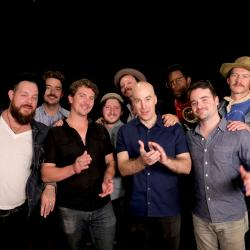 Nathaniel Rateliff & The Night Sweats with Eric Holland at WFUV