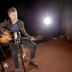 Josh Ritter at WFUV
