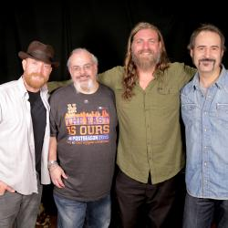 The White Buffalo with Darren Devivo at WFUV
