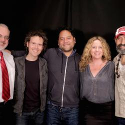 Amy Helm & The Handsome Strangers (including Darren Devivo) at WFUV
