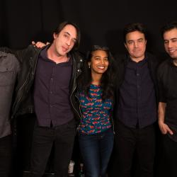 Wolf Parade with Alisa Ali at WFUV