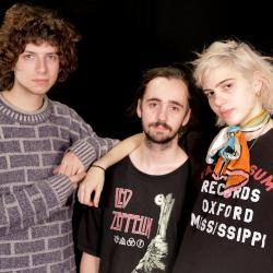 Sunflower Bean at WFUV