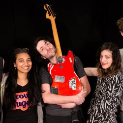 Mass Gothic and Alisa Ali at WFUV