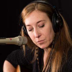 Erika Wennerstrom at WFUV