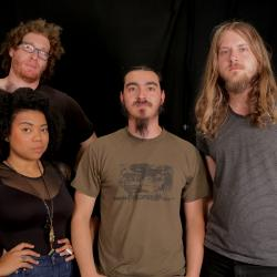 Seratones at WFUV