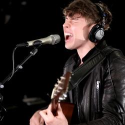 Barns Courtney at WFUV
