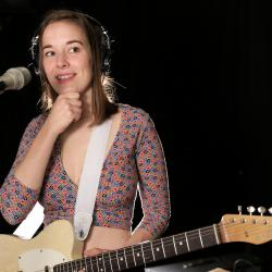 Margaret Glaspy at WFUV