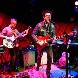 Field Report at Rockwood Music Hall