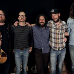Band of Horses at WFUV