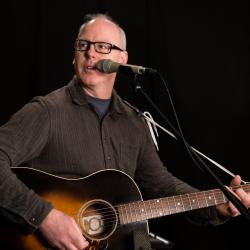 Greg Graffin at WFUV