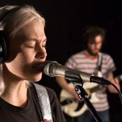 Phoebe Bridgers at WFUV