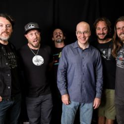 Lukas Nelson and Promise of The Real with Eric Holland at WFUV