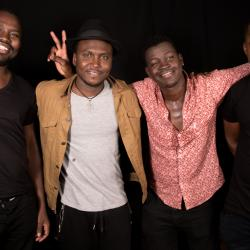 Songhoy Blues at WFUV