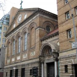Judson Memorial Church by Washington Square Park