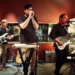 Grizzly Bear at Electric Lady Studios
