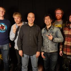 Blitzen Trapper with Eric Holland at WFUV