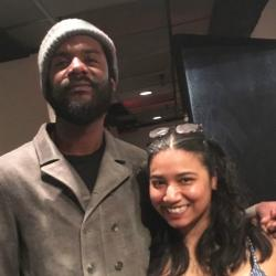 Gary Clark Jr. with Alisa Ali