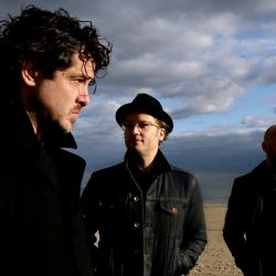 Augustines Billy McCarthy, Eric Sanderson and Rob Allen (photo courtesy of the band, Facebook.com)