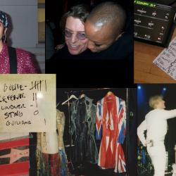 Photos courtesy of Gail Ann Dorsey, Mark Plati and Tim LeFebvre from their personal collections.