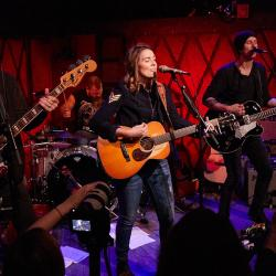 Brandi Carlile & Band at Rockwood Music Hall
