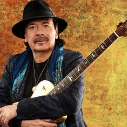 Carlos Santana (photo by Maryanne Bilham/PR)